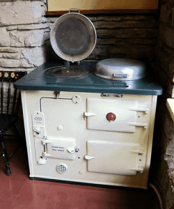 Traditional Aga Stove (image source: Flickr )