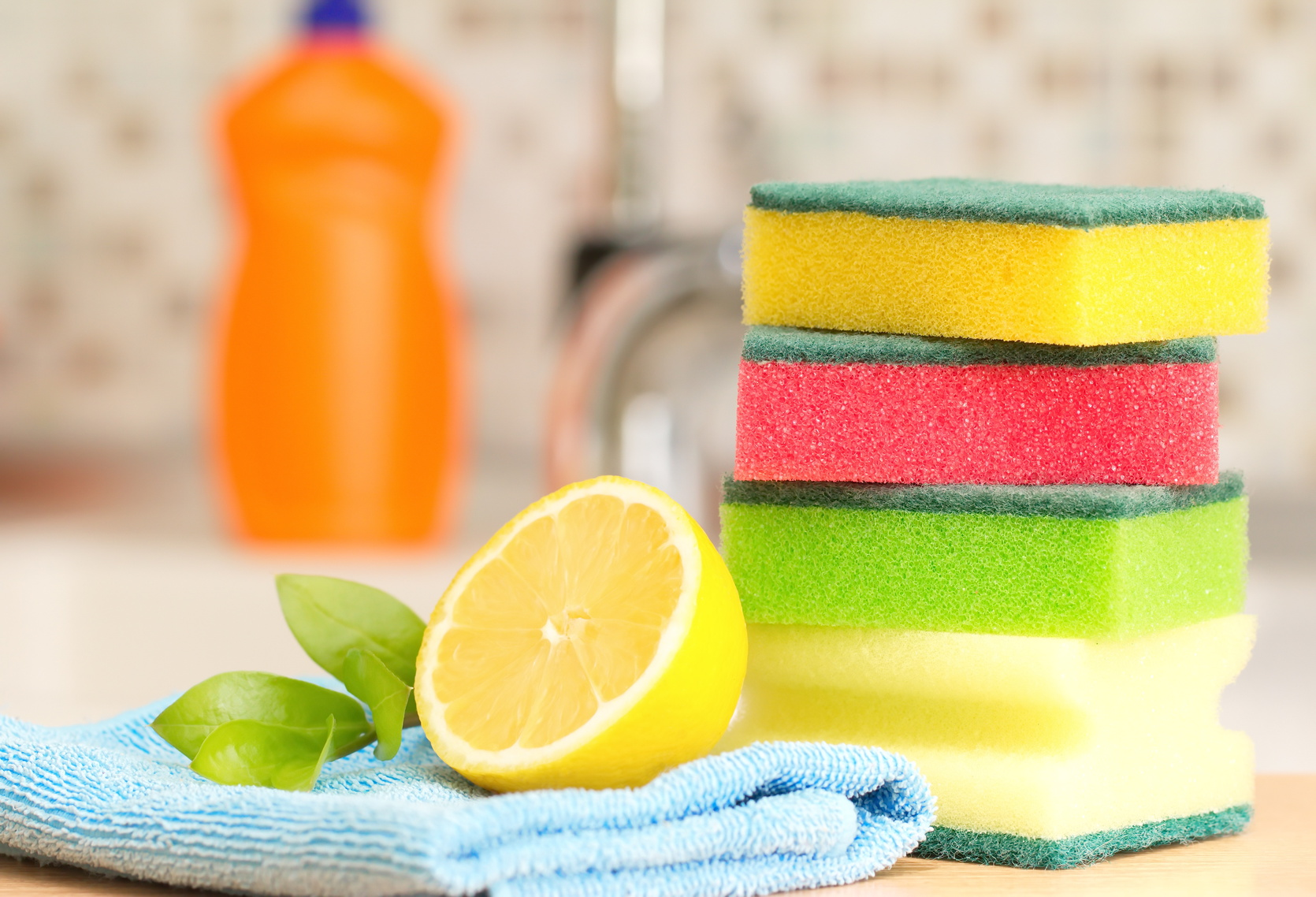 Eco-friendly oven cleaning products