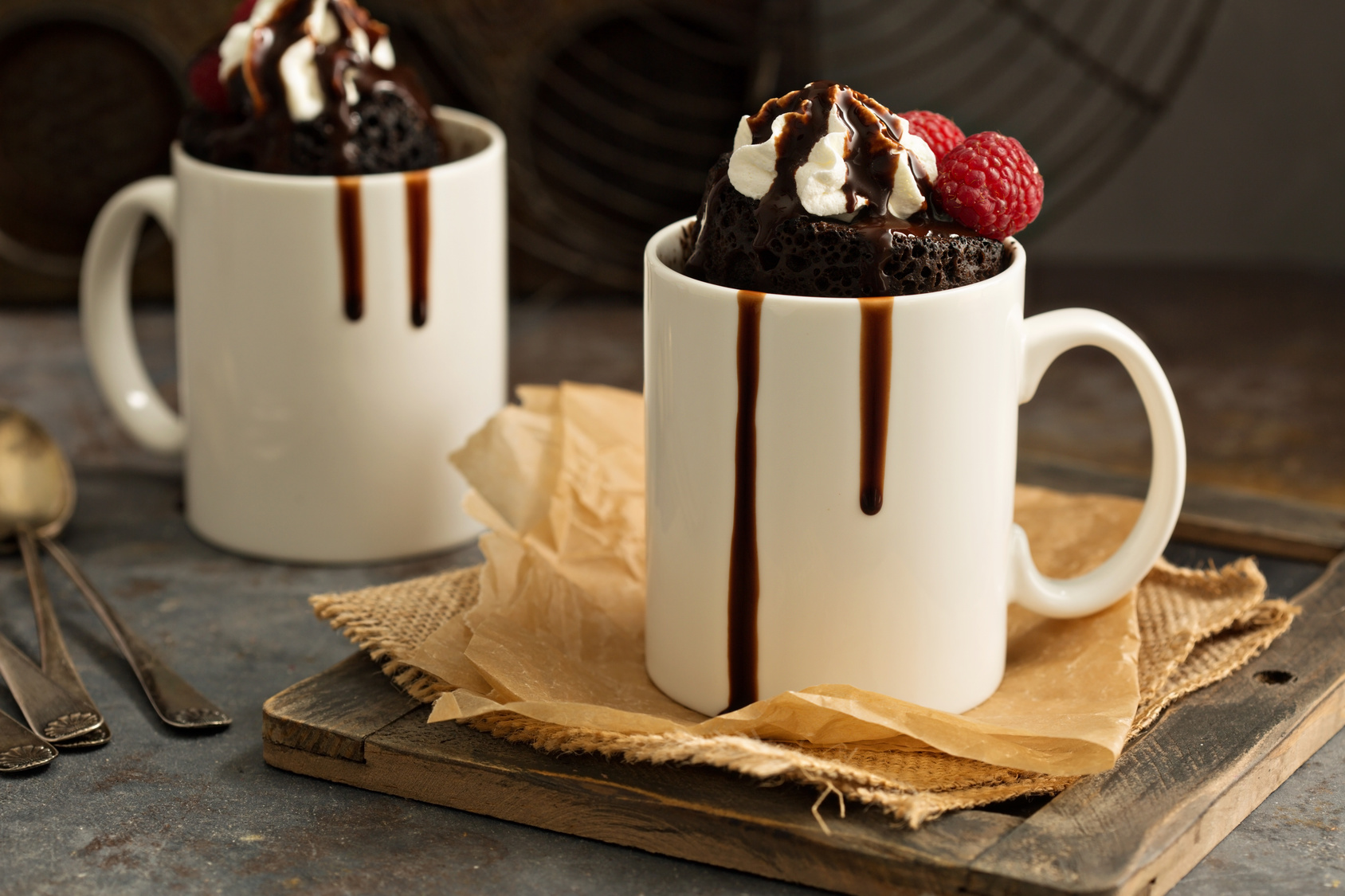 Indulgent Microwave Mug Cakes Recipes Ovenu
