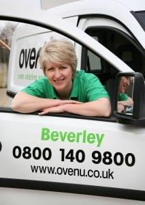 Ovenu Cleaner Jenny Fothergill