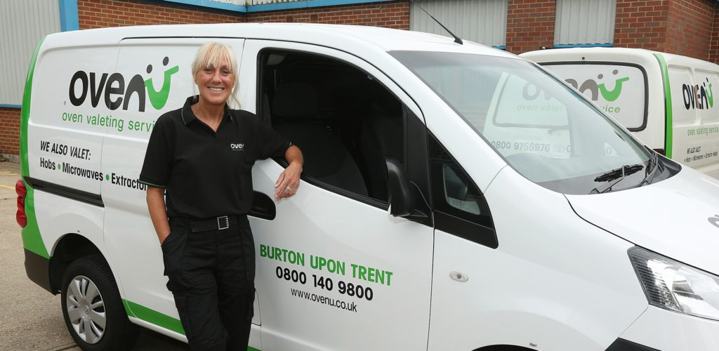 Oven Cleaning Franchisee Anna Mason