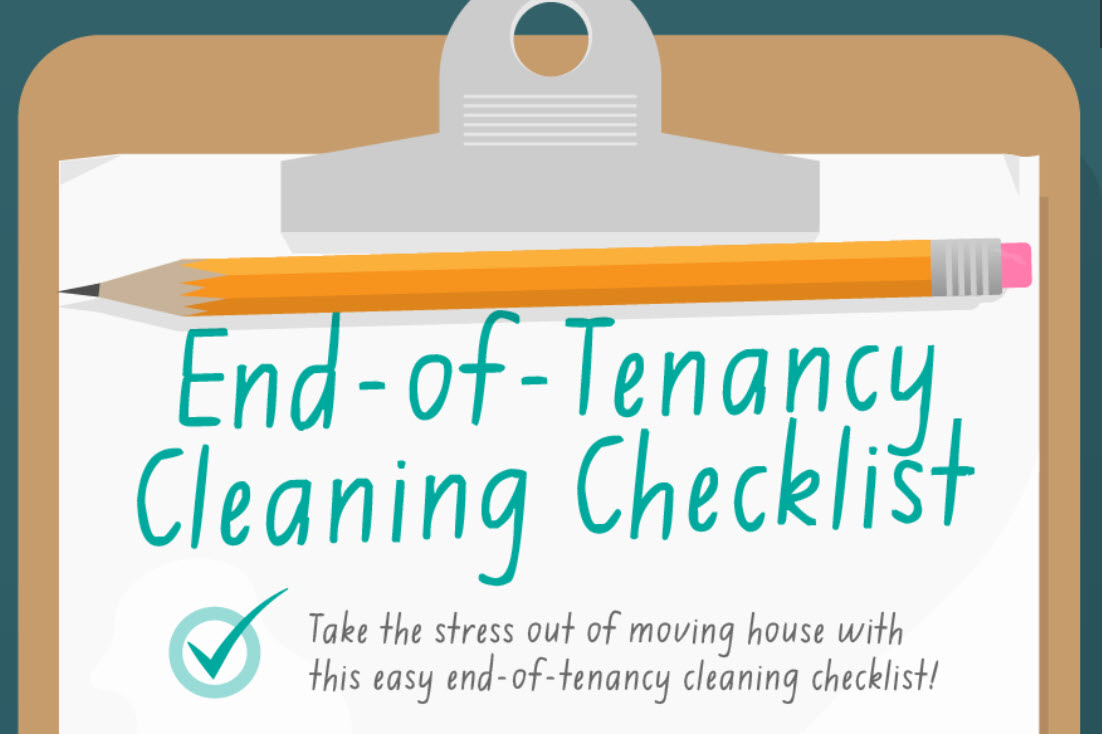 Ovenu Cleaning Checklist header