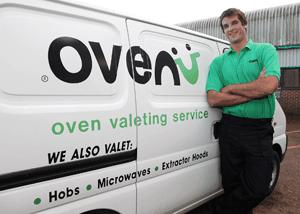Ovenu Professional Domestic Oven Cleaner