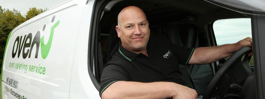 Paul Leney Oven Cleaner in Lancaster