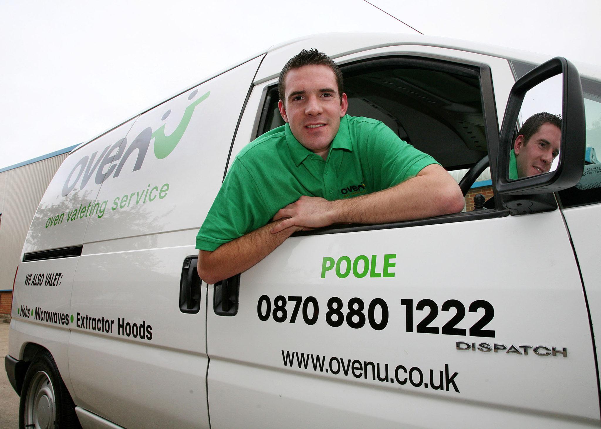 Rob Shand - Ovenu (Bournemouth & Poole)