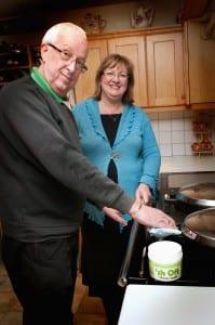 Sarah Whitaker & Keith Archer