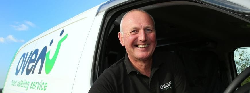 Mark Church Ovenu Somerset North Oven Cleaner