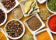 bigstock-Various-spices-and-herbs-on-wo-42576604