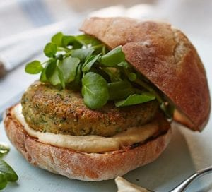 falafel-burgers