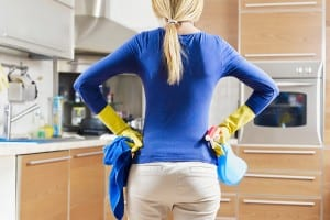 Essential Kitchen Cleaning Guide