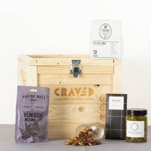 Craved Monthly Release club box