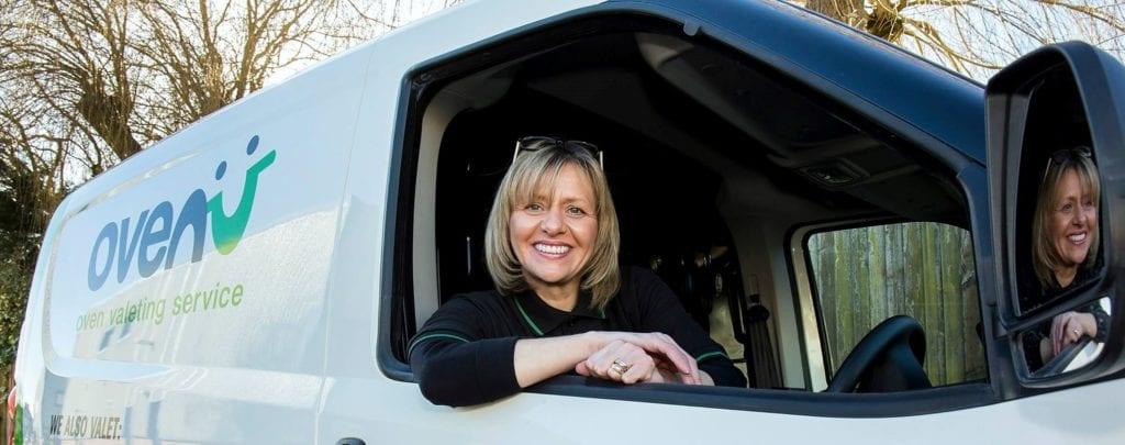 Julie Oven Cleaner in Lichfield