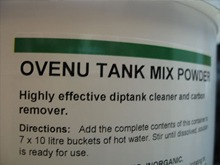 Oven Cleaner without caustic soda