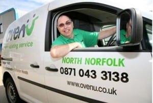 Ovenu Trusted Trader Norfolk